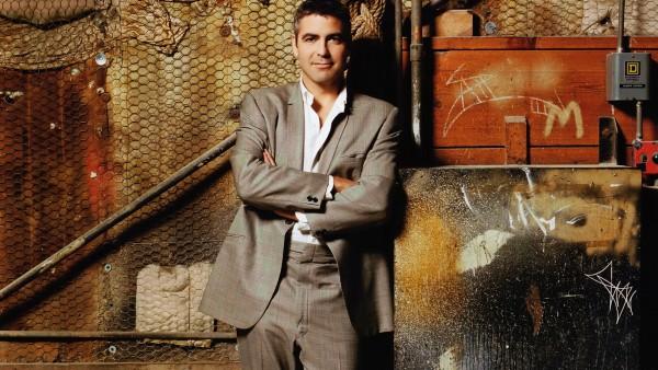 Джордж Клуни фото обои