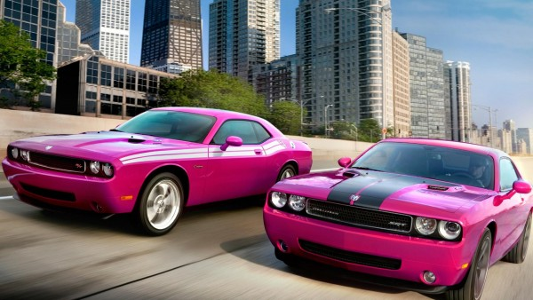Dodge Challengers RT SRT8