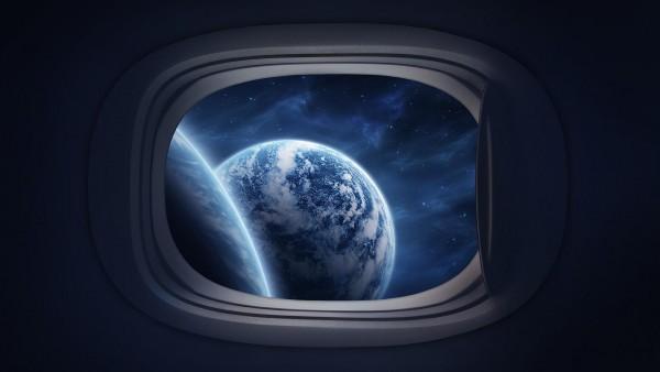 Космос из окна