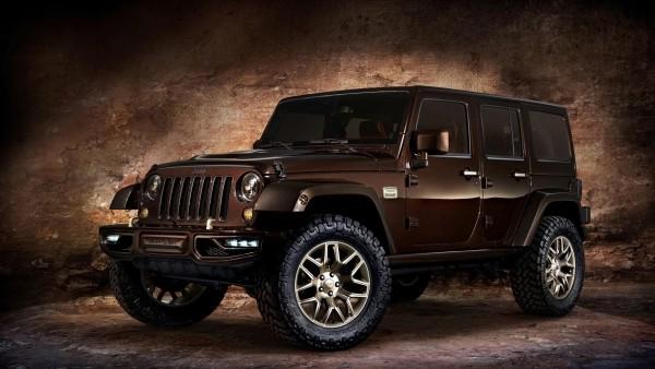 Jeep Wrangler Sundancer концепт-кар
