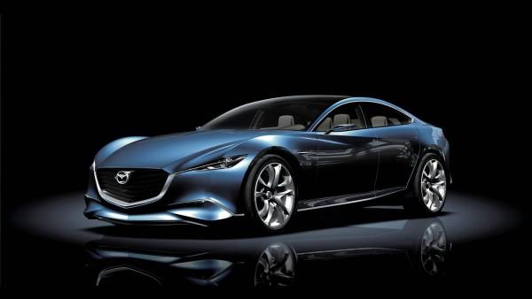 Mazda Shinari концепт-кар
