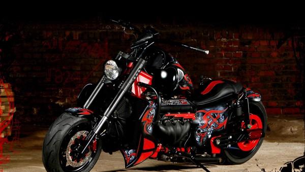 Мотоцикл Boss Hoss