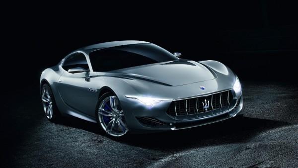Maserati Альфьери концепт кар