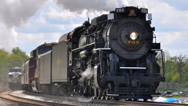 Поезд, Железная дорога, Поезда, двигателя, Локомотив