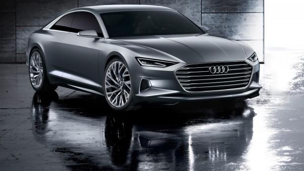 Audi Prologue концепт-кар