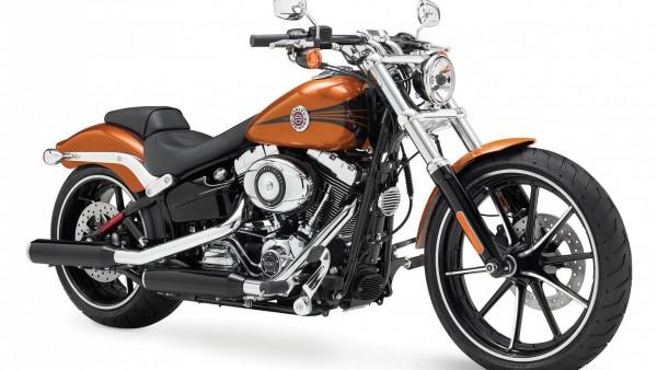 Harley Davidson Fxsb Breakout высокого разрешения