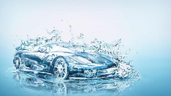 вода машина картинки
