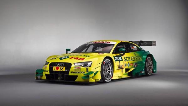 Audi RS 5 DTM спортбайк стритрейсинг гонки