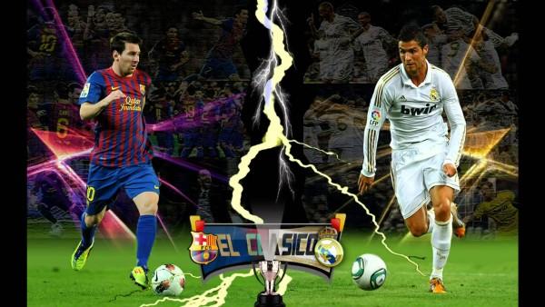 Cristiano Ronaldo Vs Lionel Messi El Clasico
