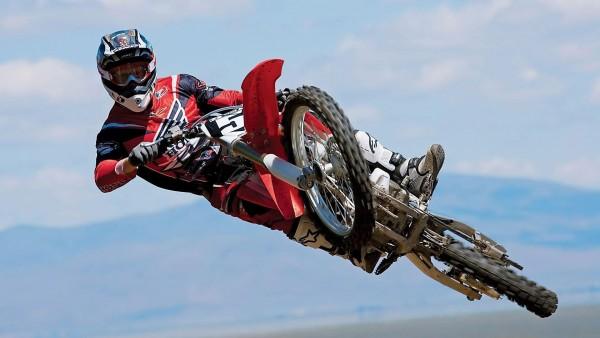 Экстремальный спорт, мотоспорт, мотоцикл
