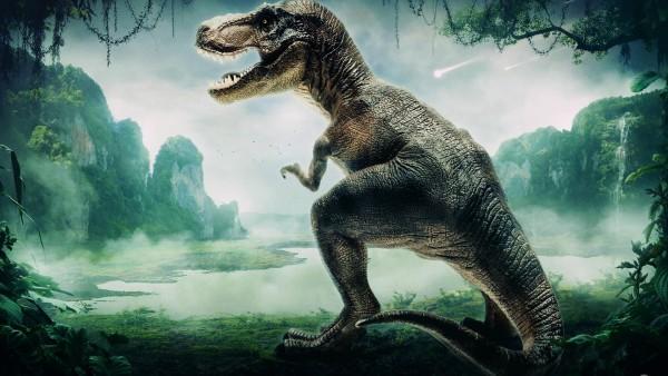 история динозавров картинки