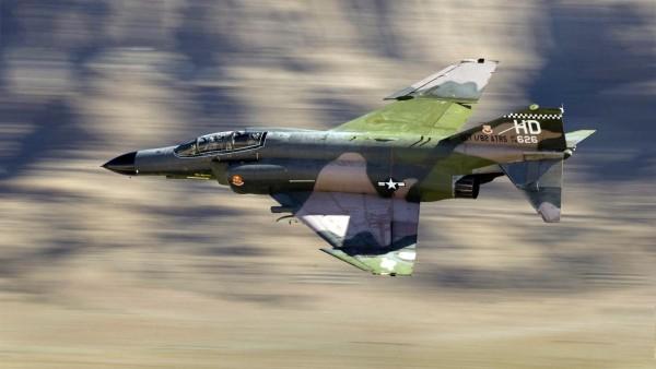 F4 Fighter Jet истребитель картинки на рабочий стол