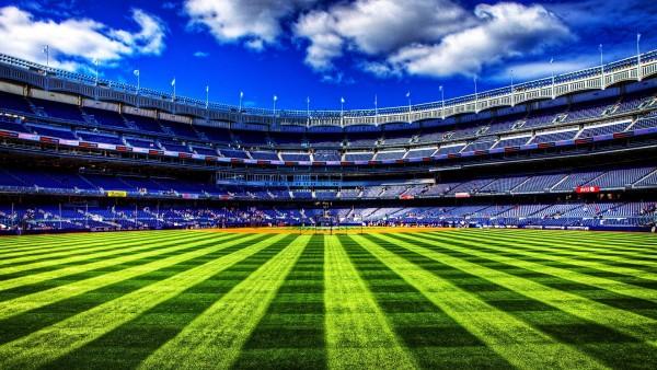 Футбольный стадион обои