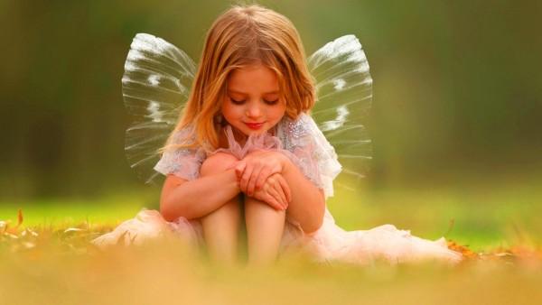 волшебные крылья, девушка, картинки