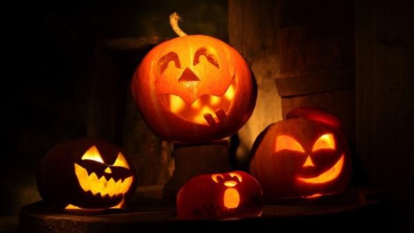 halloween обои