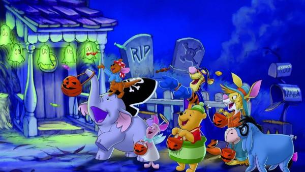 дисней про хэллоуин