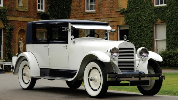 1926 hudson super six brougham
