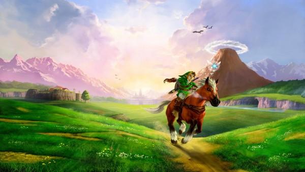 Игра Legend of Zelda: Ocarina of Time