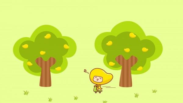 петь под деревьями манго