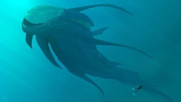 обои на рабочий подводный мир