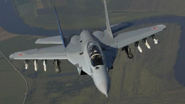 Микоян, МиГ-35, истребитель, самолет, картинки