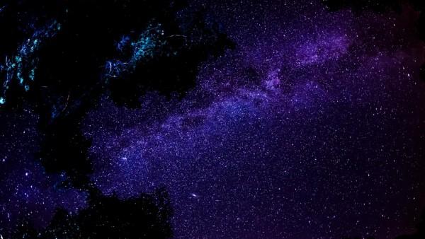 Млечный путь, звезды, ночное небо, пространство
