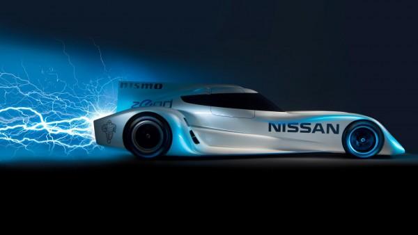 Nissan ZEOD RC Le Mans Prototype 2014