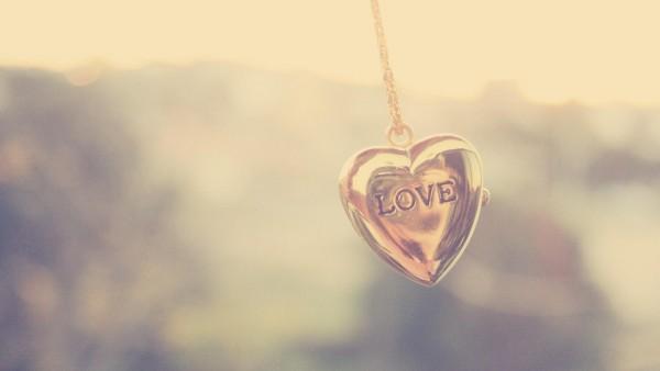 кулон, сердце, любовь, настроение