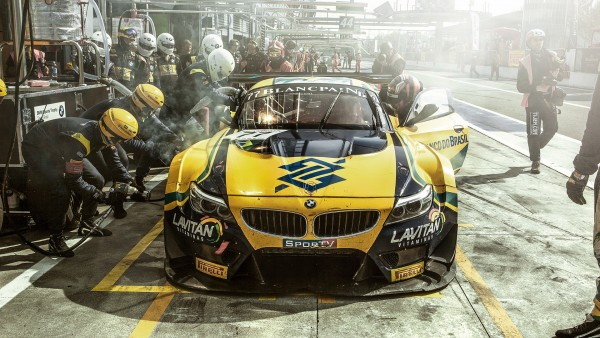 Команда BMW Brasil широкоформатные HD обои