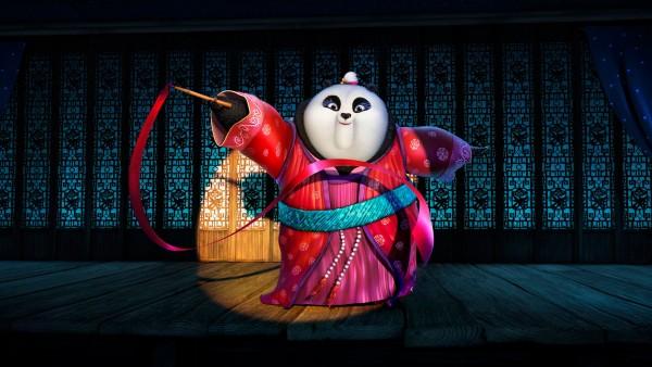 Мэй Мэй Кунг-фу Панда 3 HD мультфильм скачать обои