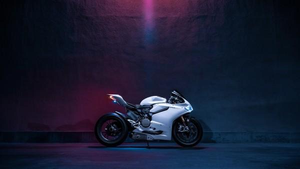 DUCATI 1199 PANIGALE S сортивный мотоцикл обои
