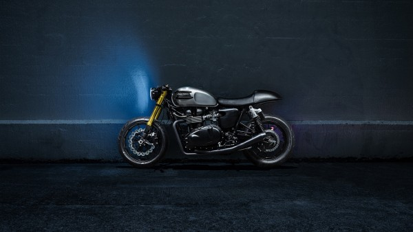 Triumph Bonneville The Bullitt