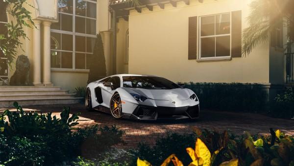 картинки Lamborghini Aventador