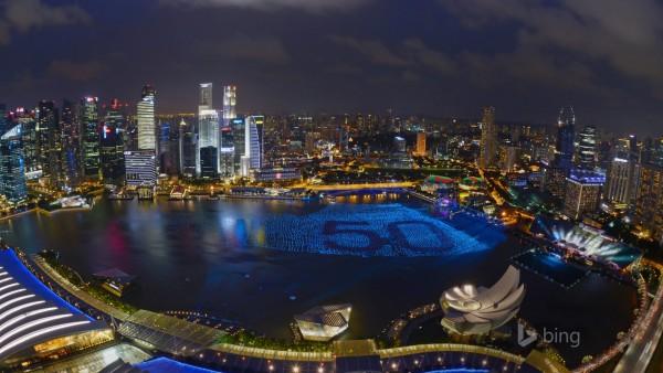 Национальный день Сингапур