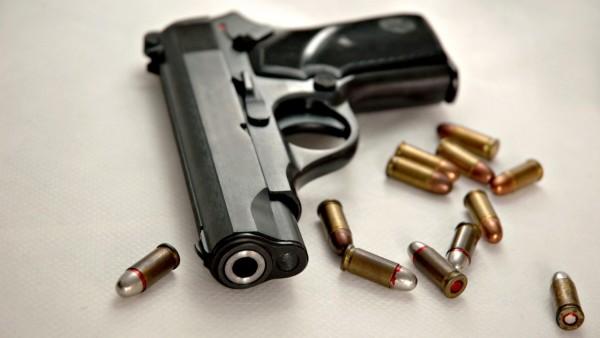 револьвер, пистолет, патроны, гильзы, оружие бесплатно HD обои
