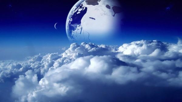 картинка фон облака