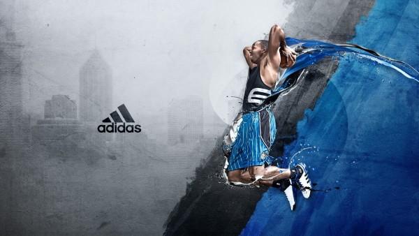 Adidas NBA Basketball спорт обои на рабочий стол