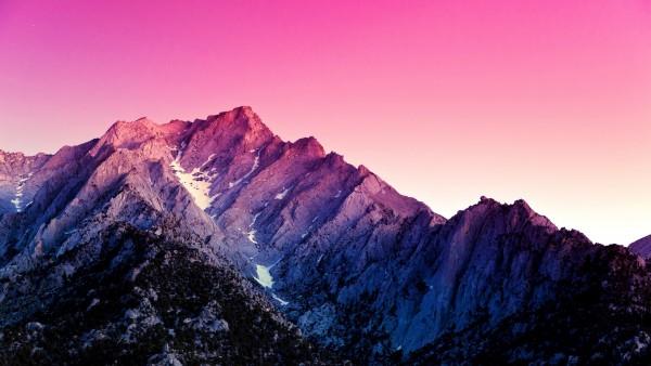 горы на андроид фоны скачать