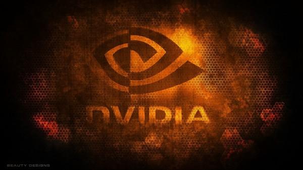 Nvidia компьюторный логотип обои на раб стол