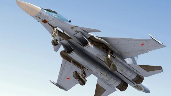 су34, истребитель, самолет-истребитель, Sukhoi Su-34, картинки