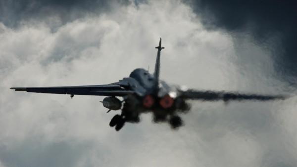 су24, истребитель, самолет-истребитель, Sukhoi Su-24, обои