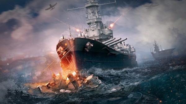 World of Warships, компьютерная игра, Мир кораблей, обои