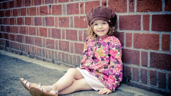 сладкая милая девочка обои дети