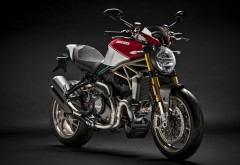 2018 Ducati Monster 1200 25th Anniversario мотоцикл обои