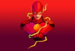 Супергерой Флеш картинки