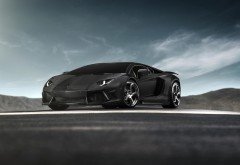 lamborghini aventador carbon автомобиль заставки