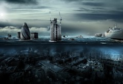 London under water wallpapers high resolution hd