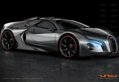bugatti veyron автомобиль обои скачать