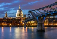 Миллениум (мост в Лондоне) картинки скачать бесплатно