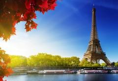 Небо Парижа фото